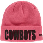 New Era Women's Dallas Cowboys Team Frost Knit Cap