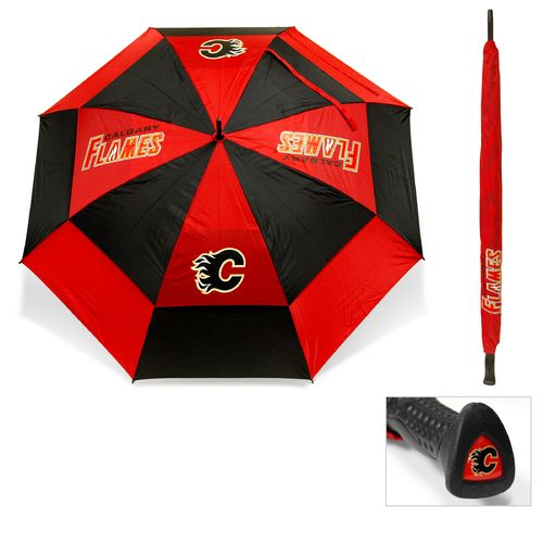 Team Golf Adults' Calgary Flames Umbrella - view number 1