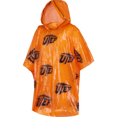 Storm Duds Men's University of Texas at El Paso Lightweight Stadium Rain Poncho - view number 1