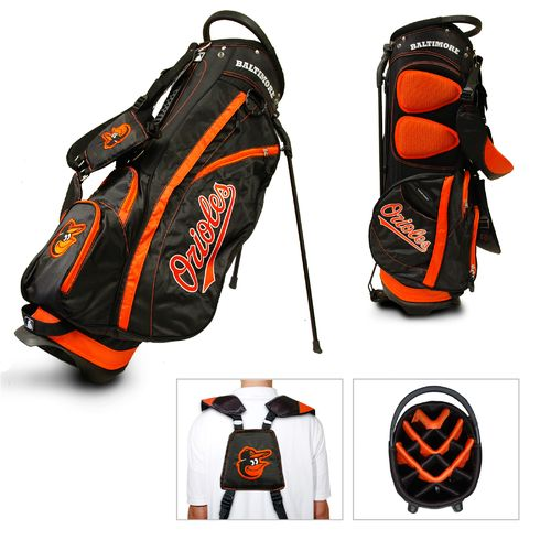 Team Golf Baltimore Orioles Fairway 14-Way Golf Stand Bag - view number 1