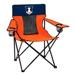 Logo™ University of Illinois Elite Chair - view number 1
