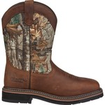 Brazos Men's Bandero NS Realtree Xtra Wellington Work Boots - view number 1