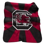 Logo™ University of South Carolina Raschel Throw - view number 1
