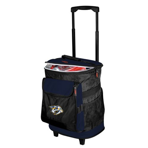 Logo™ Nashville Predators Rolling Cooler - view number 1