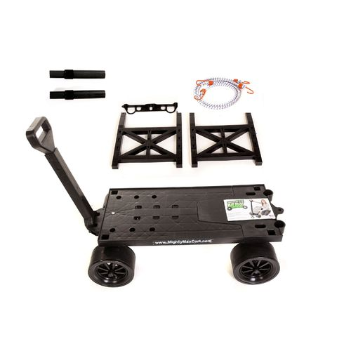 Academy sports outdoors all terrain folding cart with for Folding fishing cart