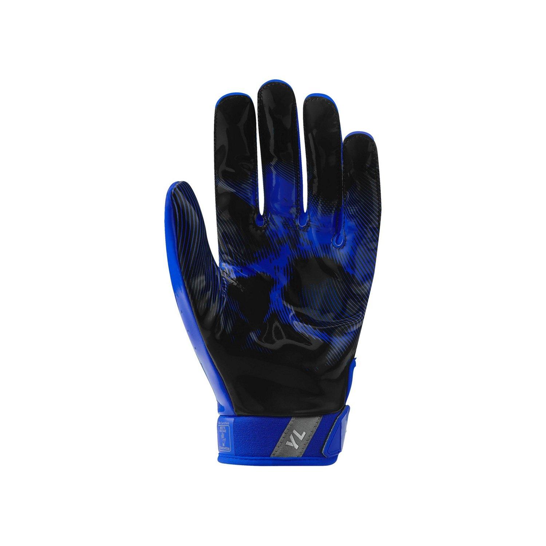 Nike Football Gloves Youth Size Chart: Nike Youth Vapor Jet 4.0 Football Gloves