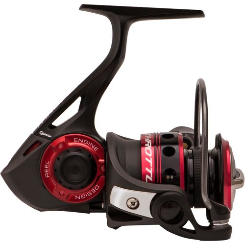 Display product reviews for Quantum Throttle Spinning Reel Convertible