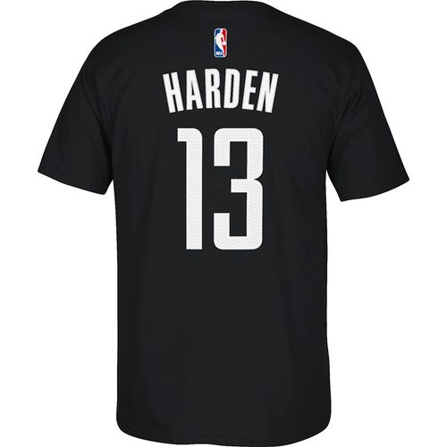 adidas™ Men's Houston Rockets James Harden Jersey Hook T-shirt