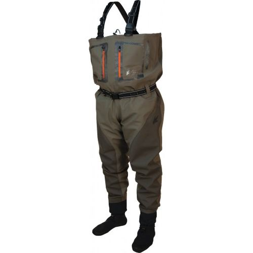 frogg toggs Men's Pilot II Breathable Stocking-Foot Wader