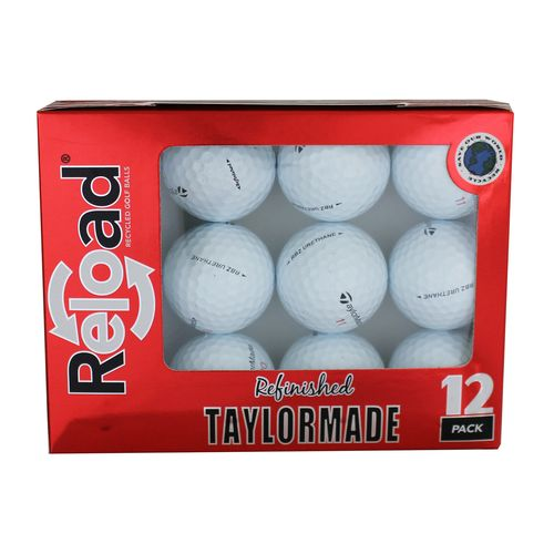 Reload™ TaylorMade™ Refinished Golf Balls 12-Pack