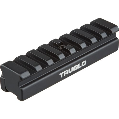 Truglo Scope and Red Dot 3/8' to Weaver-Style Mounting Adapter