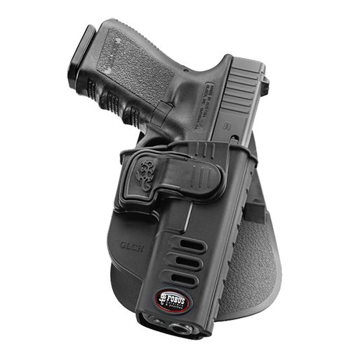 Fobus S&W M&P Rapid-Release Paddle Holster
