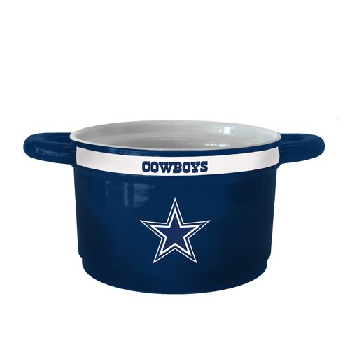 Boelter Brands Dallas Cowboys Gametime 23 oz. Ceramic Bowl