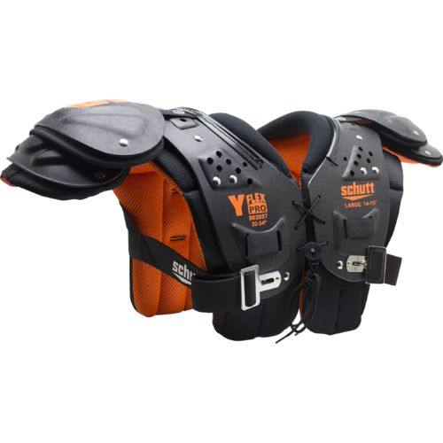 Display product reviews for Schutt Youth Y-Flex 500 Shoulder Pad