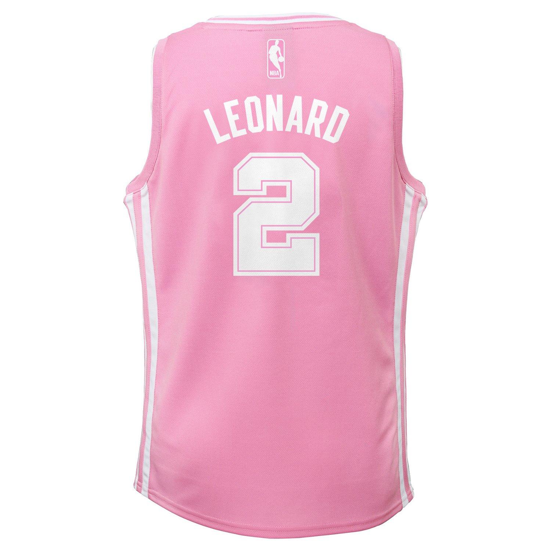 NBA Boys' San Antonio Spurs Kawhi Leonard #2 Jersey