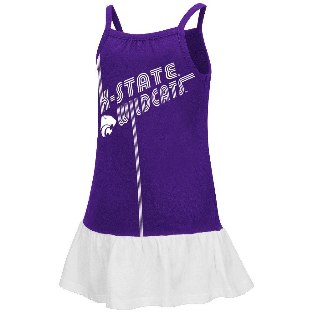 Colosseum Athletics Toddler Girls' Kansas State University Disco