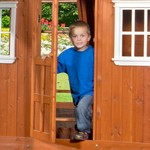 Backyard Discovery™ Shenandoah Wooden Swing Set - view number 7