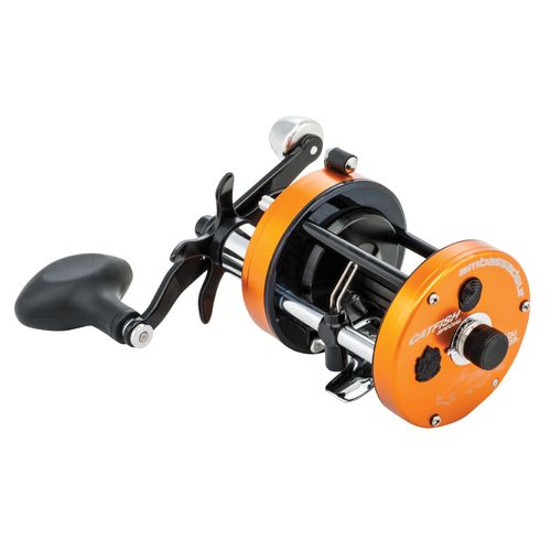 Abu Garcia C3 Catfish Special Round Baitcast Reel Right-handed - view number 3