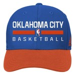 adidas™ Boys' Oklahoma City Thunder Adjustable Practice Cap