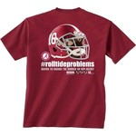 New World Graphics Men's University of Alabama Problems 16 T-shirt