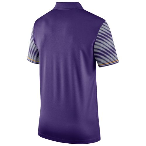 Nike™ Men's Louisiana State University Early Season Polo Shirt - view number 2