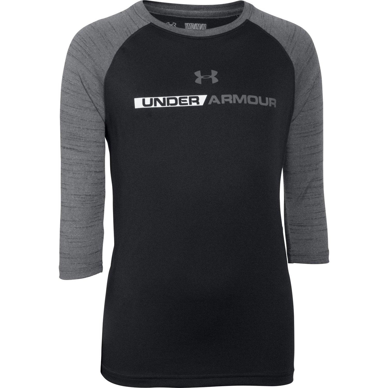 Under Armour® Boys' UA Tech™ 3/4 Sleeve Top