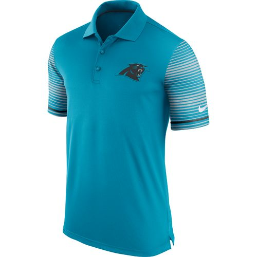 Nike Men's Carolina Panthers Early Season Polo Shirt