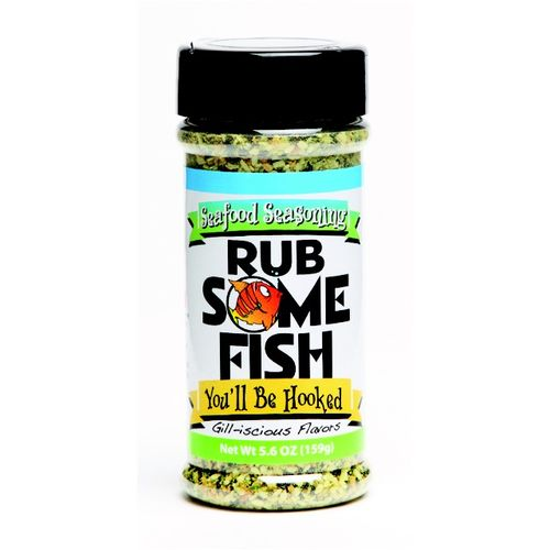 BBQ Spot Rub Your Fish 5.6 oz. Seasoning - view number 1