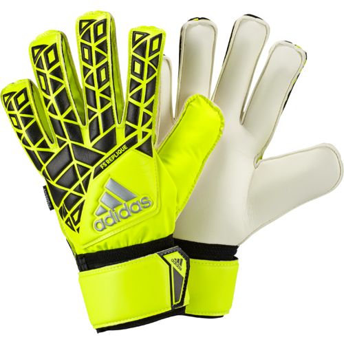 adidas™ Adults' Ace Fingersave Repliqué Training Gloves
