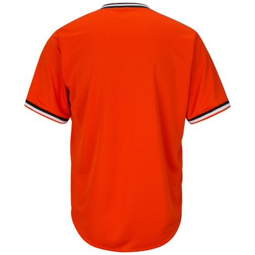 Majestic Men's Baltimore Orioles Cooperstown 1965-66 Replica Jersey - view number 2