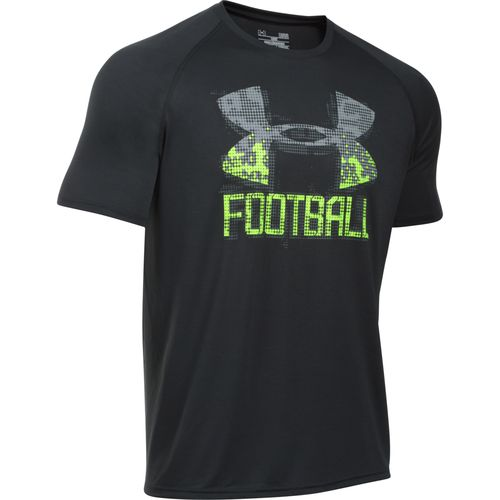 Under Armour® Men's Football Icon T-shirt