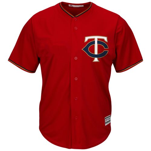 Majestic Men's Minnesota Twins Cool Base® Replica Jersey