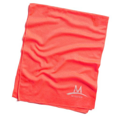 MISSION EnduraCool Instant Cooling Towel