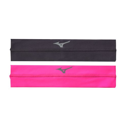 Mizuno Women's Viktory Headbands 2-Pack