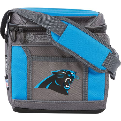 Coleman™ Carolina Panthers 9-Can Soft-Sided Cooler