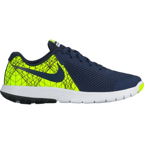 Display product reviews for Nike Kids' Flex Experience 5 Print Running Shoes