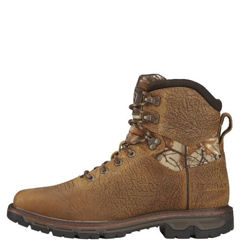 "Ariat Men's Conquest 6"" H2O Hunting Boots 