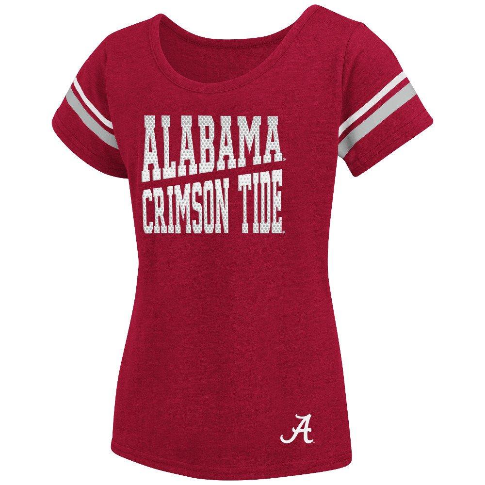Colosseum Athletics™ Girls' University of Alabama Fading Dot T-shirt
