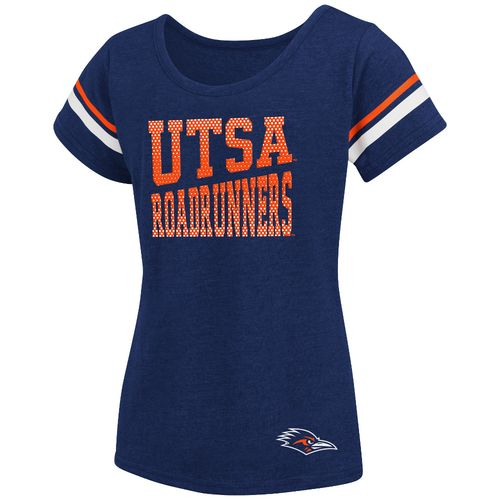 Colosseum Athletics™ Girls' University of Texas at San Antonio Fading Dot T-shirt