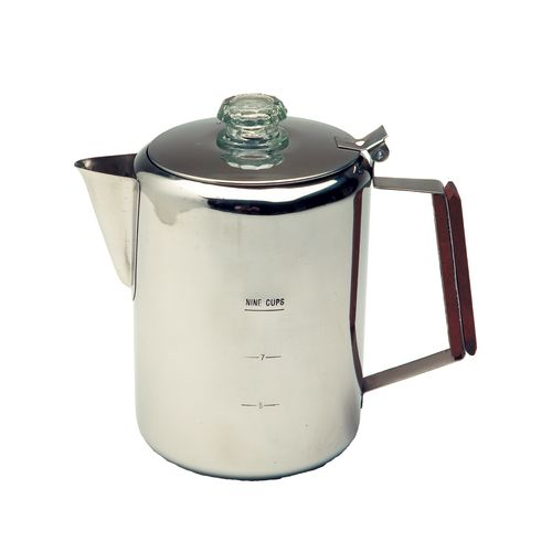 Display product reviews for Texsport 9-Cup Percolator