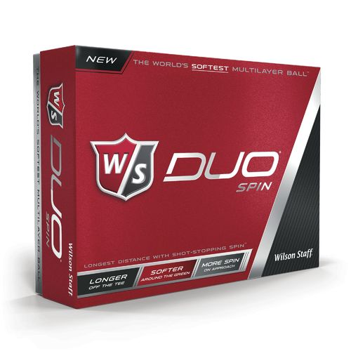 Wilson Staff DUO Spin Performance Golf Balls 12-Pack - view number 5