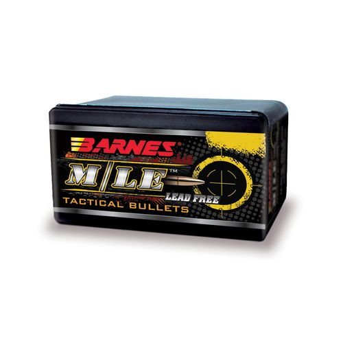 BARNES® M/LE TAC-XP™ 9mm Luger 115-Grain Bullets