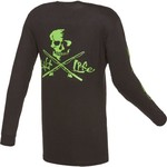 Salt Life Men's Skull and Poles Long Sleeve T-shirt