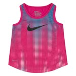 Nike Girls' Swoosh Dri-FIT A-Line Tank Top