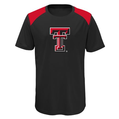 Gen2 Boys' Texas Tech University Ellipse Performance Top