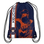 Forever Collectibles™ Houston Astros Dallas Keuchel #60 Drawstring Backpack