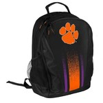 Forever Collectibles™ Clemson University Stripe Primetime Backpack