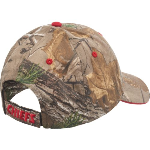 '47 Kansas City Chiefs Frost Realtree Camo MVP Cap - view number 2