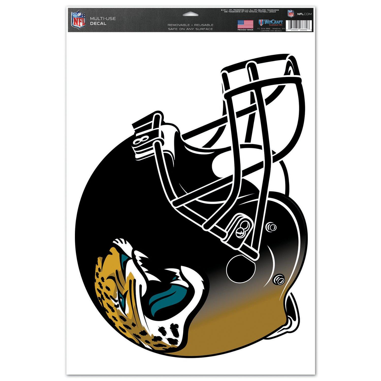 """WinCraft Jacksonville Jaguars 11"""" x 17"""" Multiuse Helmet"""