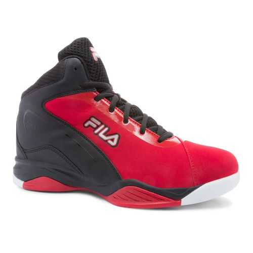 Fila™ Men's Contingent Basketball Shoes - view number 4